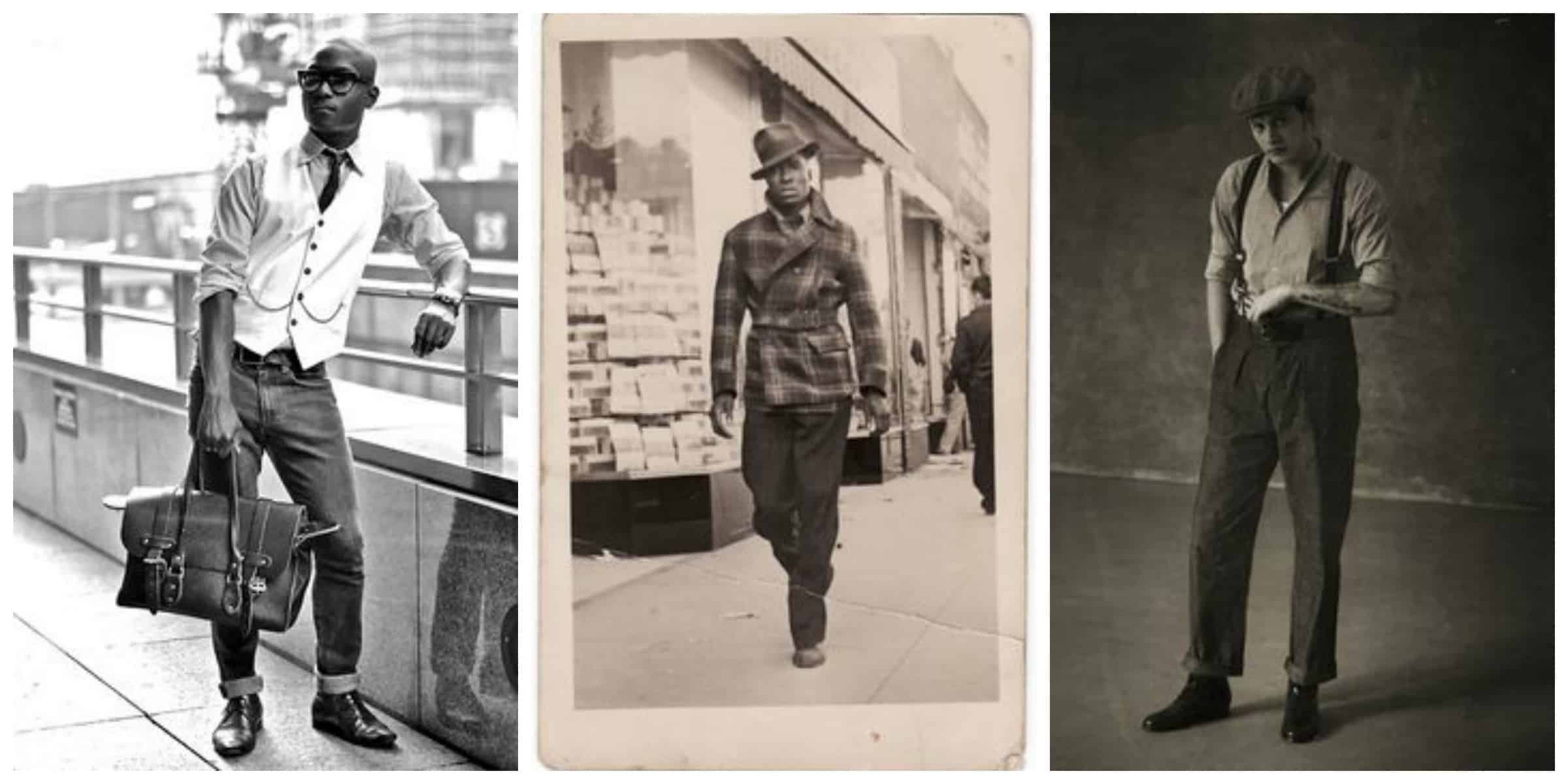 1940s Men's Fashion. 5 Must-Haves for that Retro Look ...