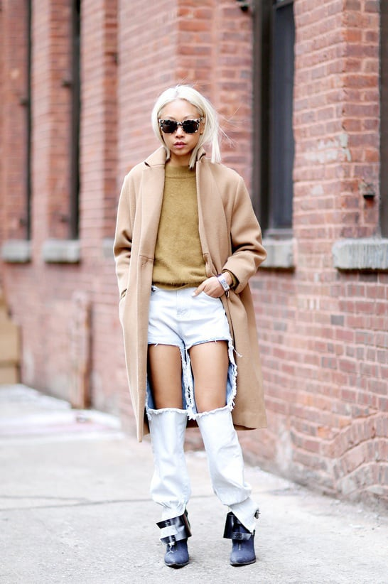 Knee Cut Jeans Amp Why We Re All Obsessed With Them