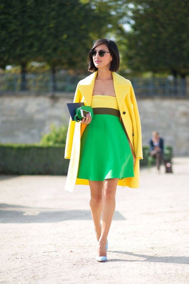 Street style green outftis spring looks 123 the fashion for Style green
