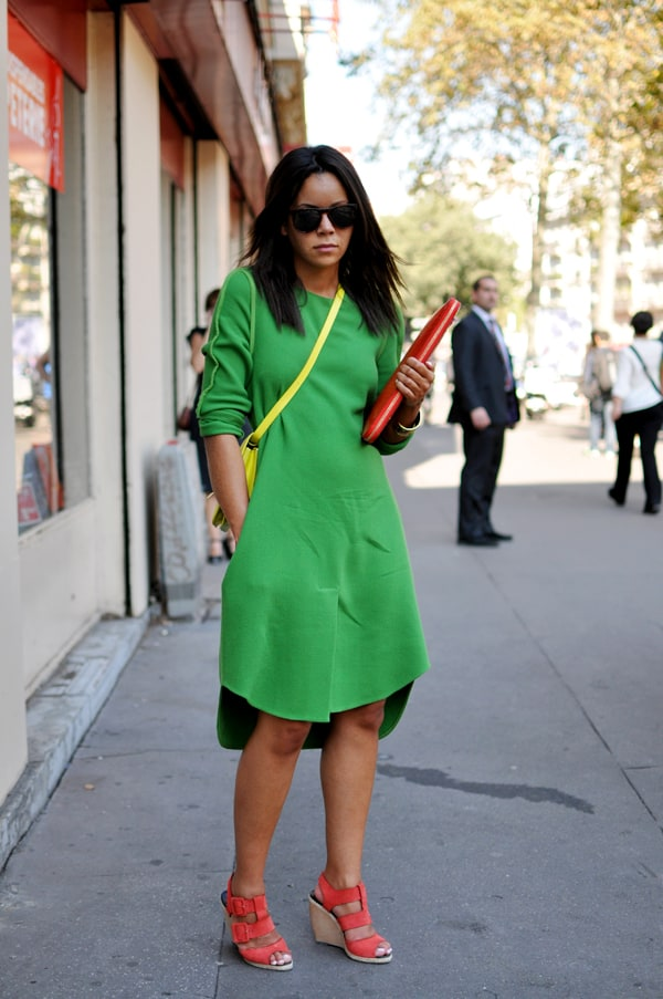 Street style green outftis summer looks 4 the fashion for Style green