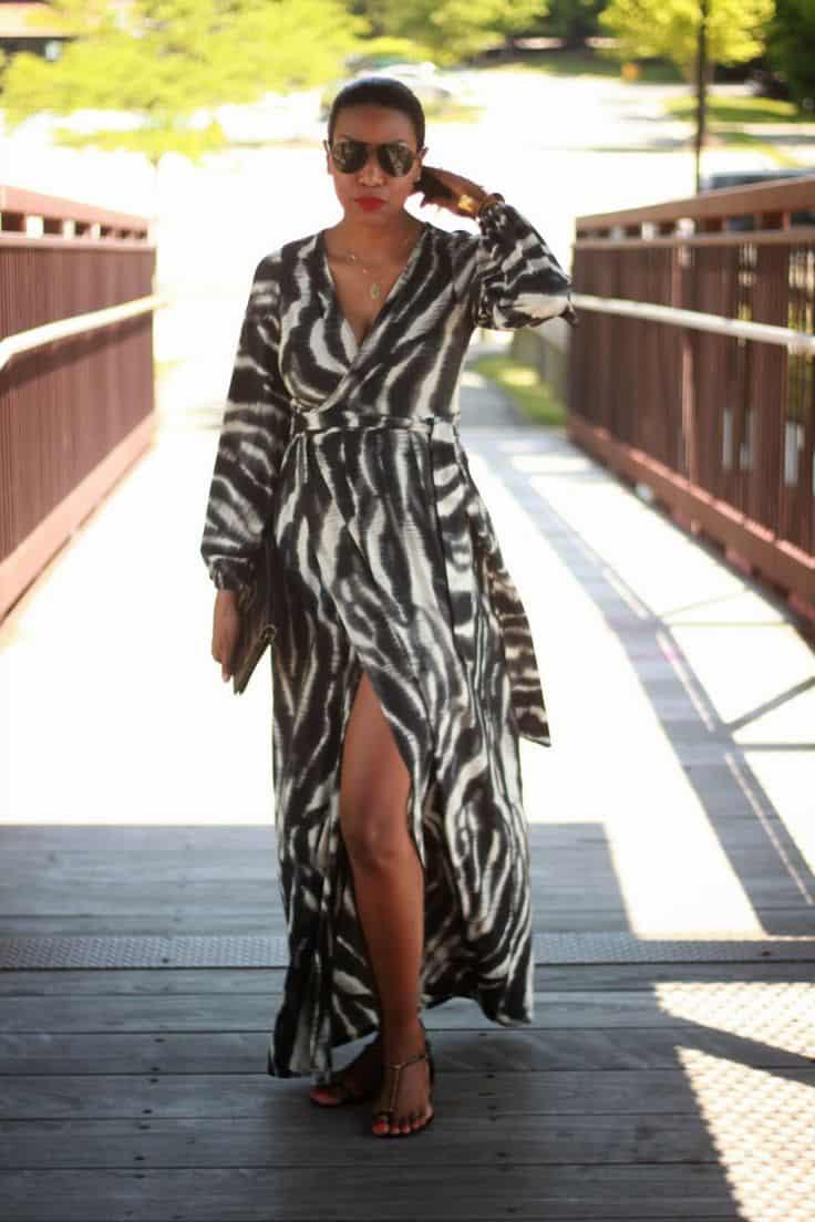 The Wrap Dress Summer Dress It S A Wrap Fashion Tag Blog