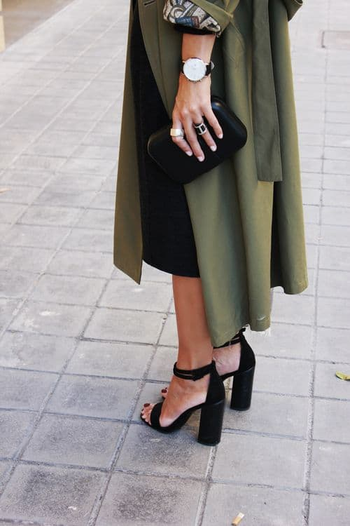Block Heels The Sandals Of Summer Are They The New Stilettos