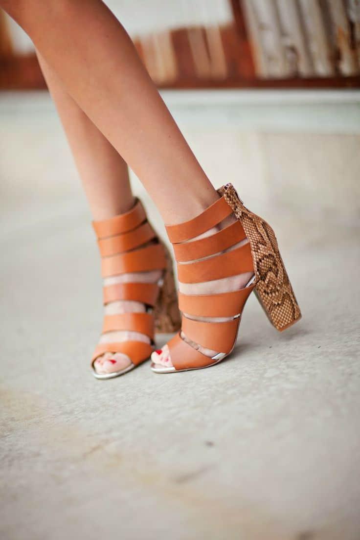 Chunky Heel Trend