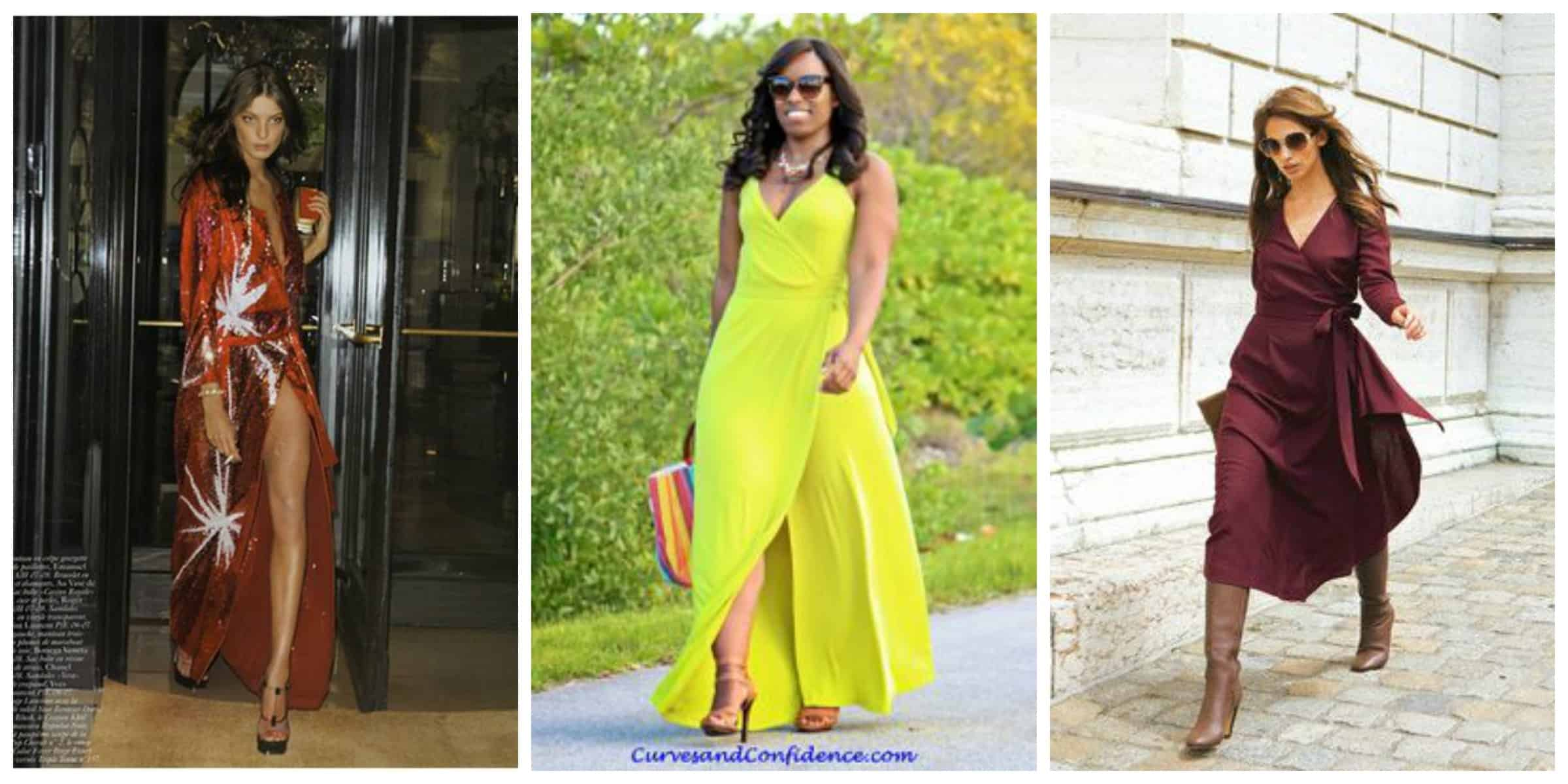 The Wrap Dress Summer Dress It S A Wrap Fashion Tag Blog
