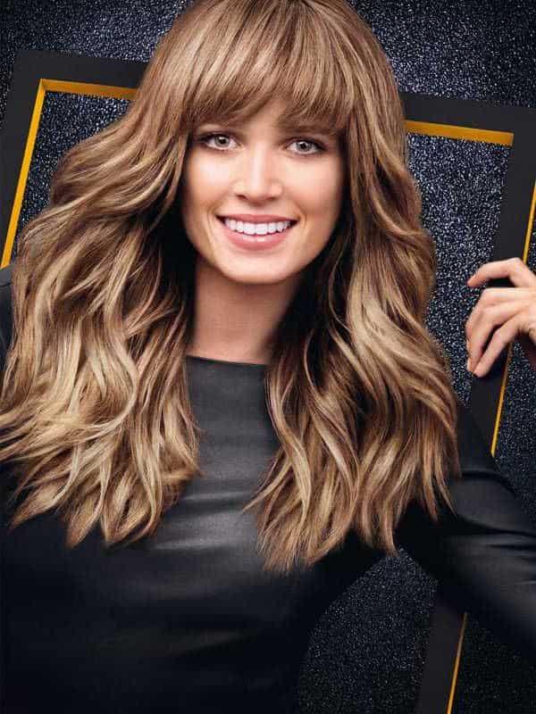 Fabulous 4 Bangs Hairstyles Major Hair Trend Alert For 2015 Fashion Tag Blog Short Hairstyles For Black Women Fulllsitofus