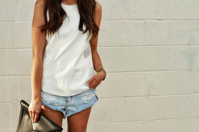 boyfriend-denim-cut-off-shorts