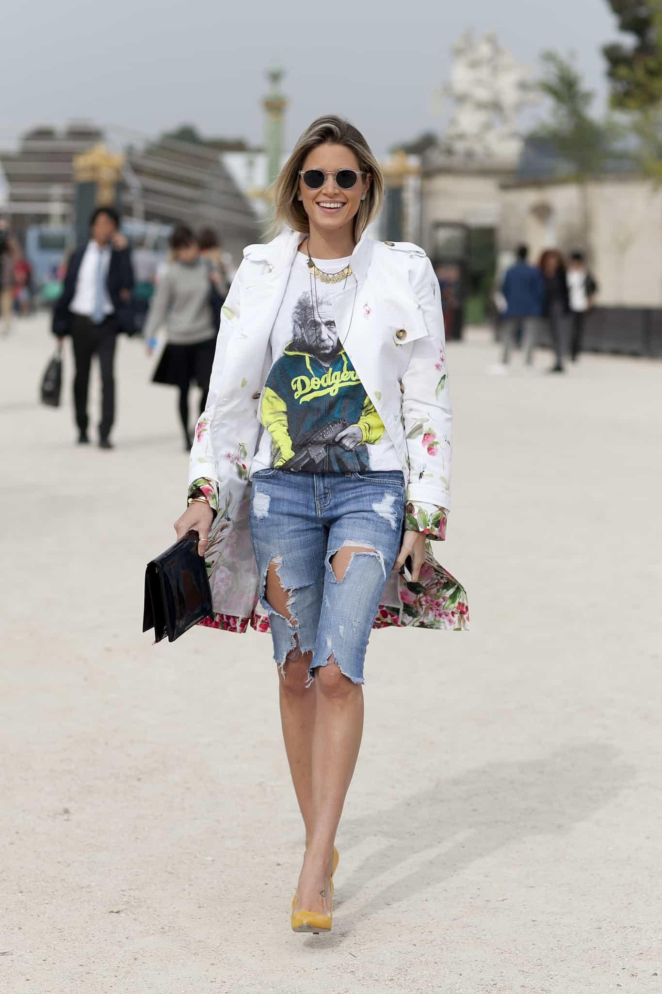 Boyfriend Cut Off Shorts u0026 5 Ways to Wear Them | Fashion Tag Blog