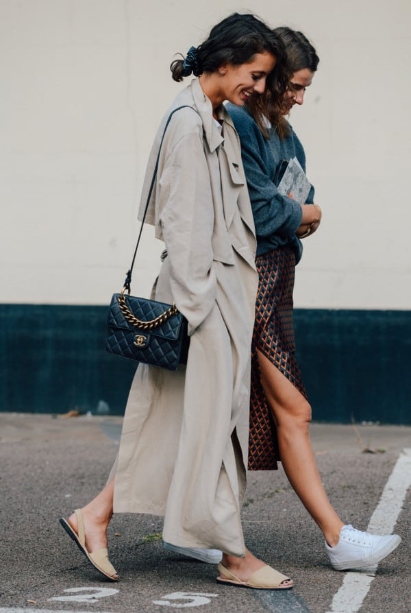 LIGHT TRENCH COATS. Spring Jackets Alert | Fashion Tag Blog