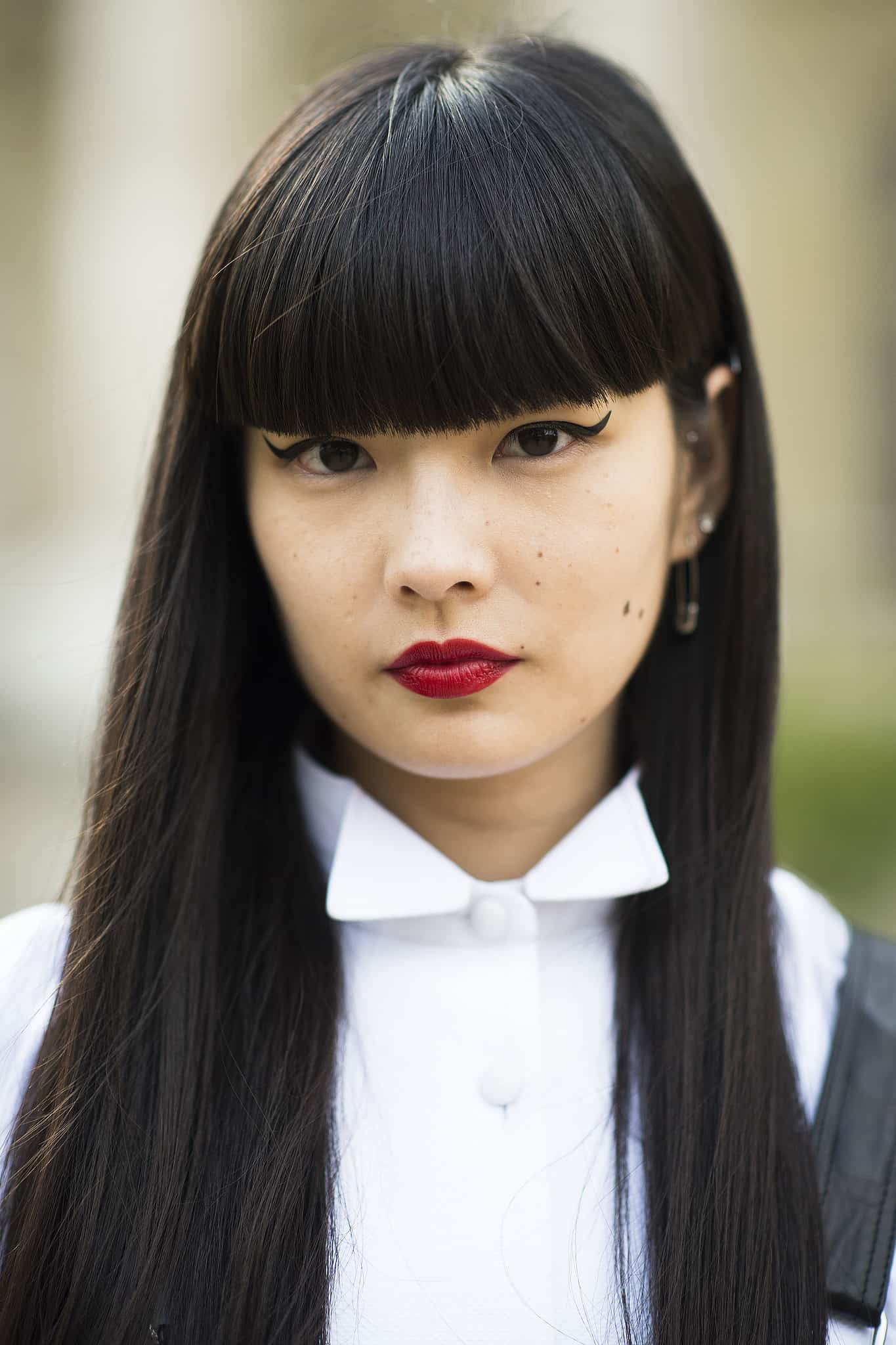 4 BANGS Hairstyles: To Bang or Not to Bang? | Fashion Tag Blog