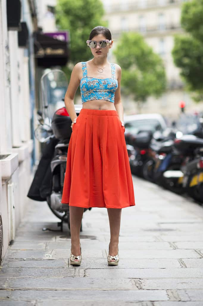 Are MIDI SKIRTS The Best Thing In Fashion, Or What?