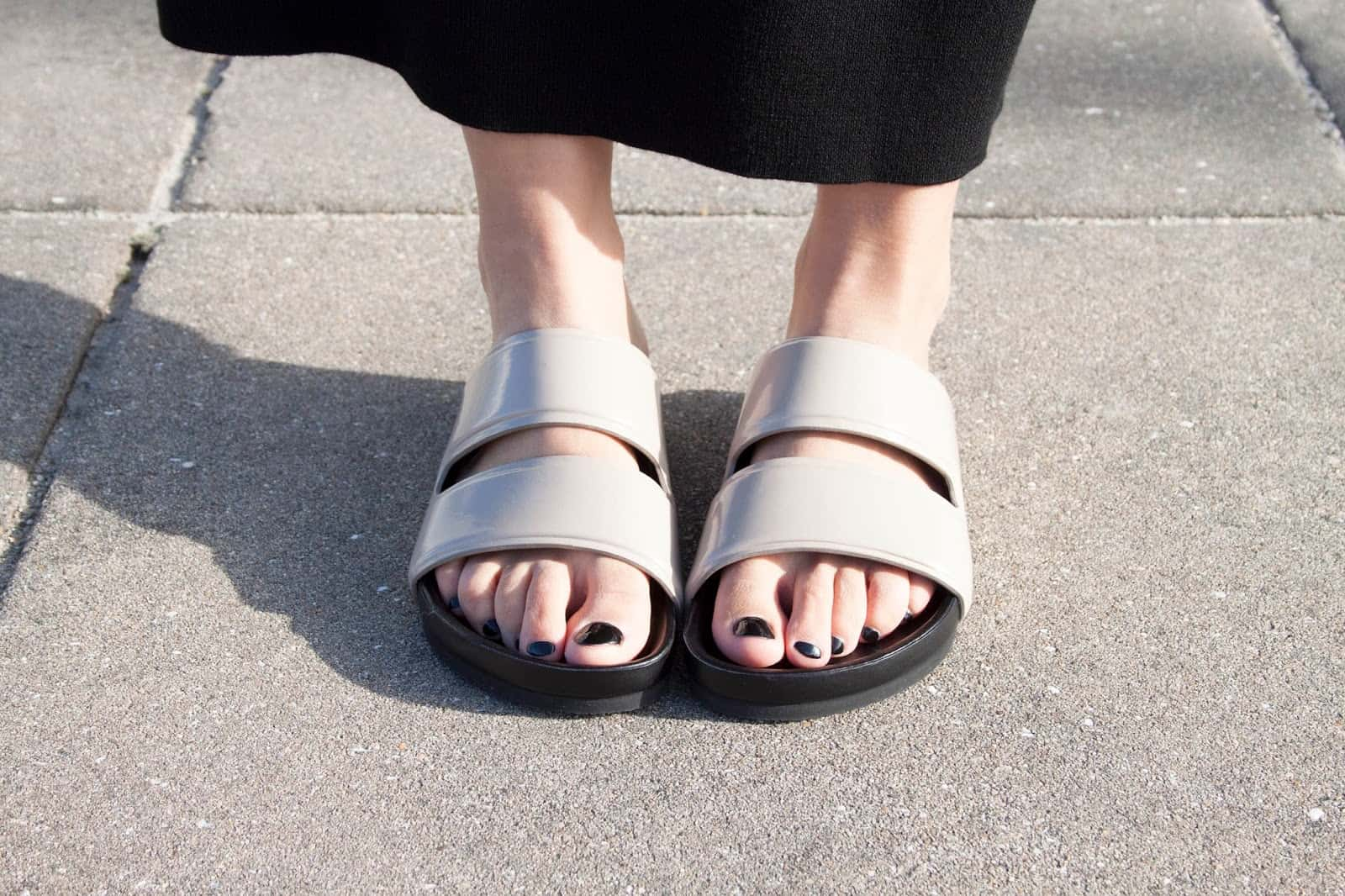 Slide Sandals The Biggest Shoe Trend This Summer