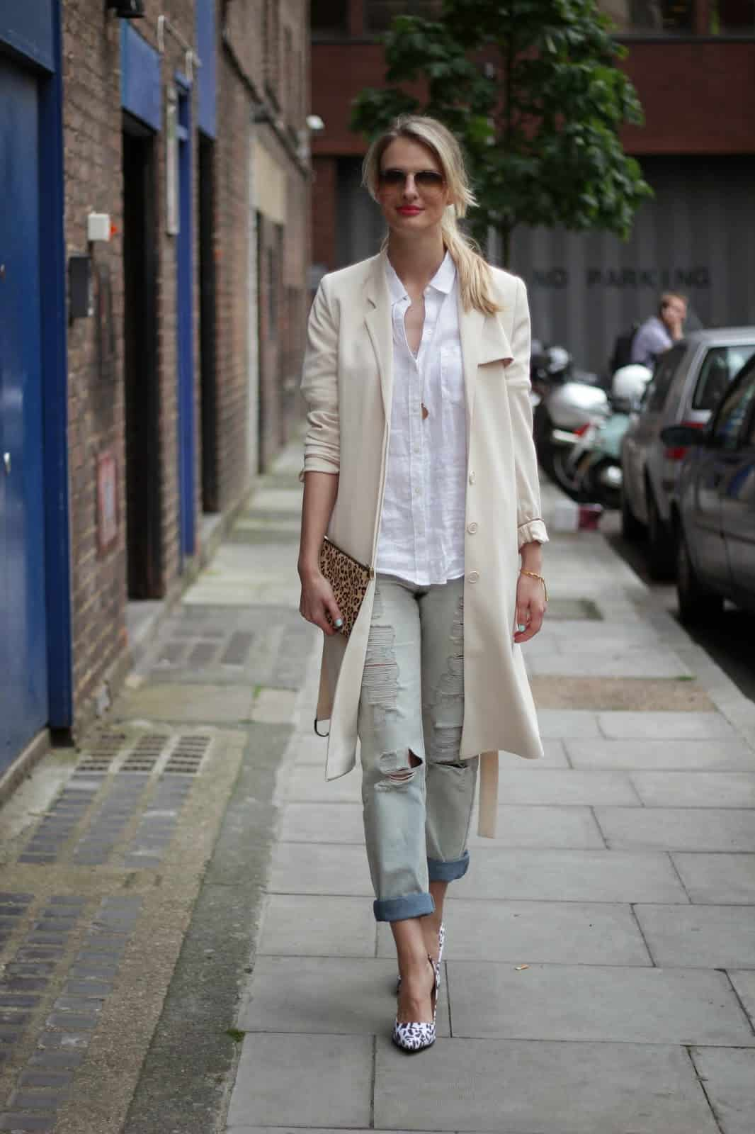Brown Jeans Ok Fashion Wise Summer