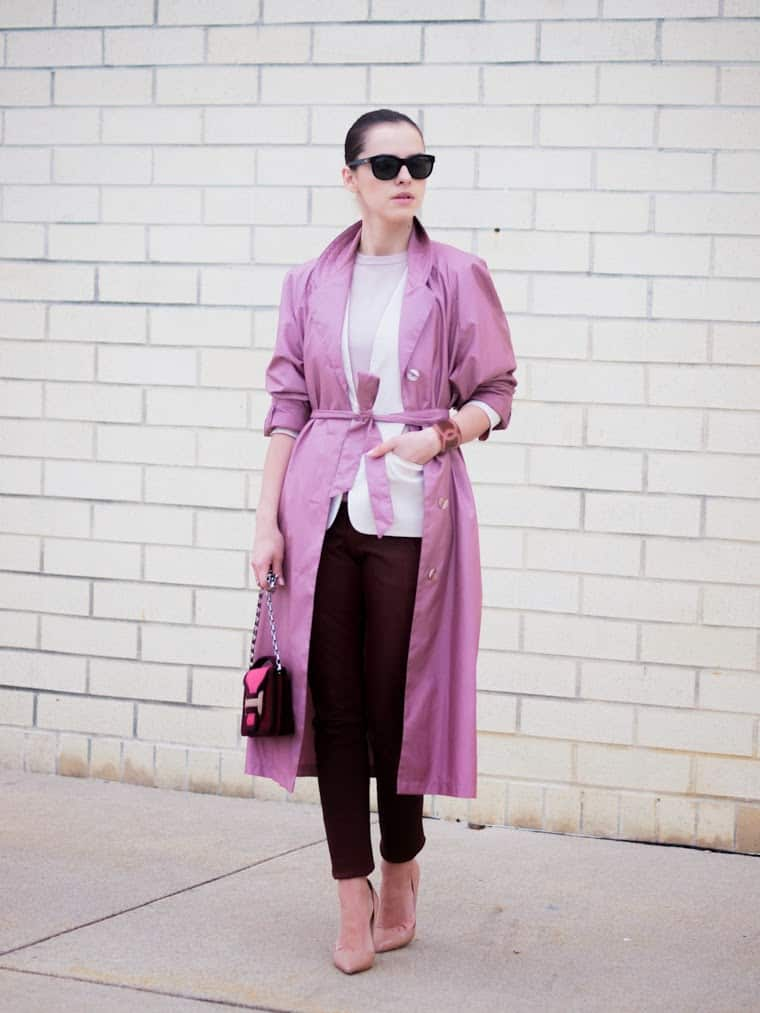 Light Trench Coats Spring Jackets