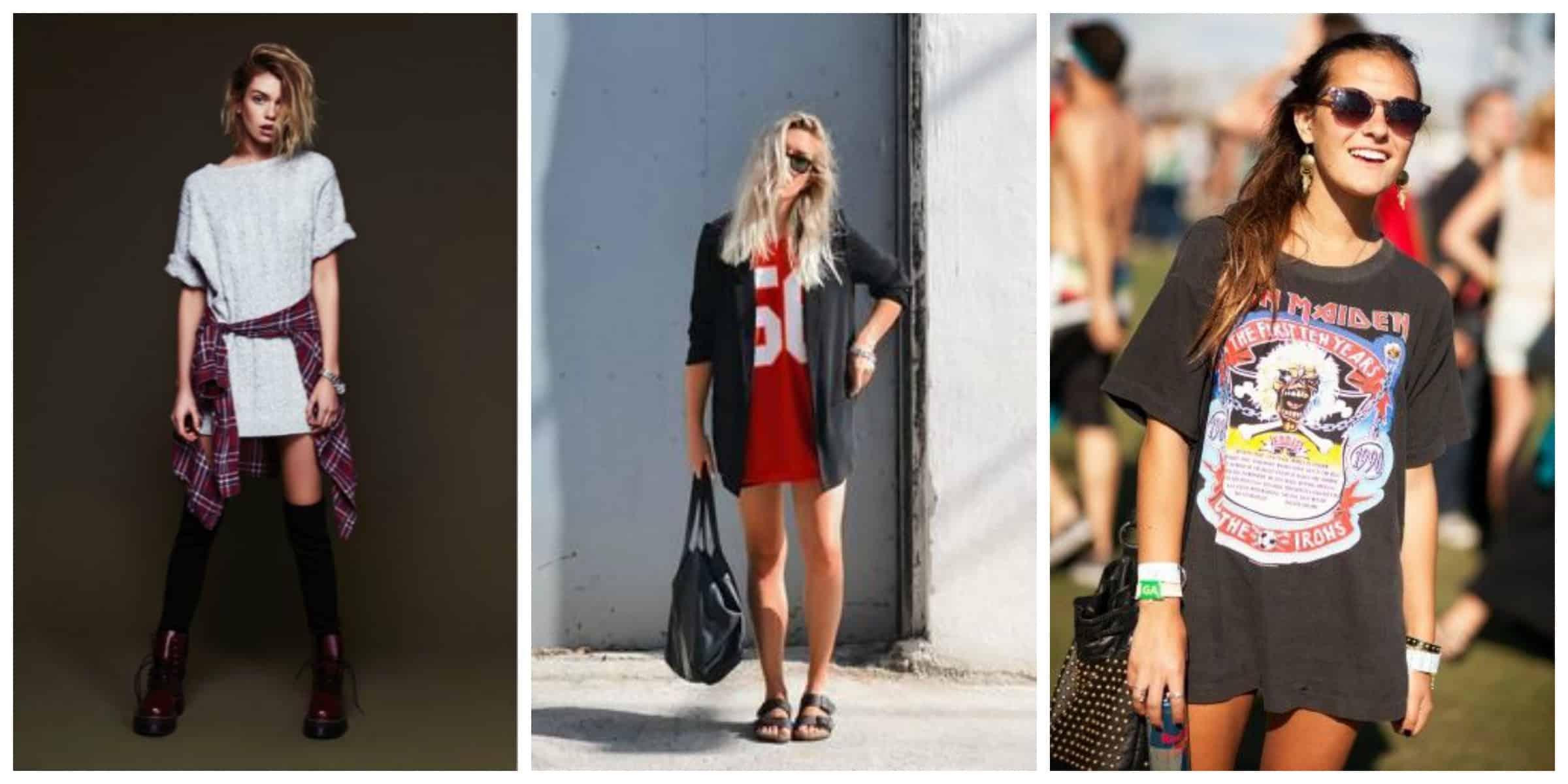 Boyfriend T Shirts 6 Ways To Make Them Look Chic Fashion Tag Blog