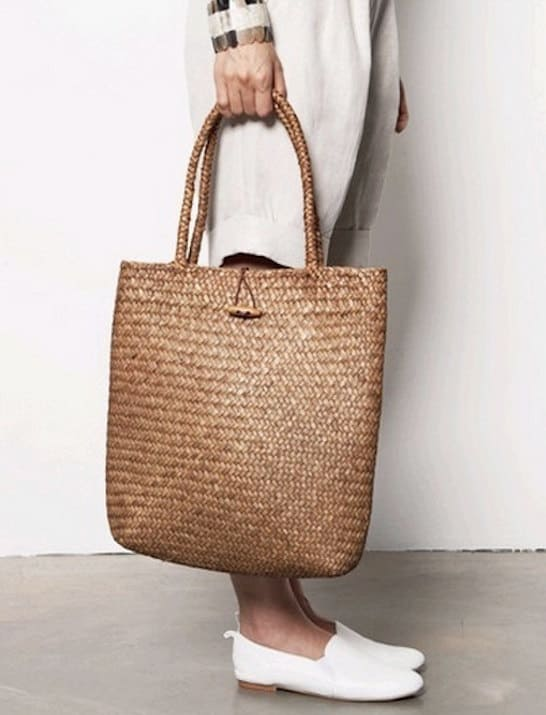 STRAW BAGS: The IT Trend Of 2015 Summer?! – The Fashion ...