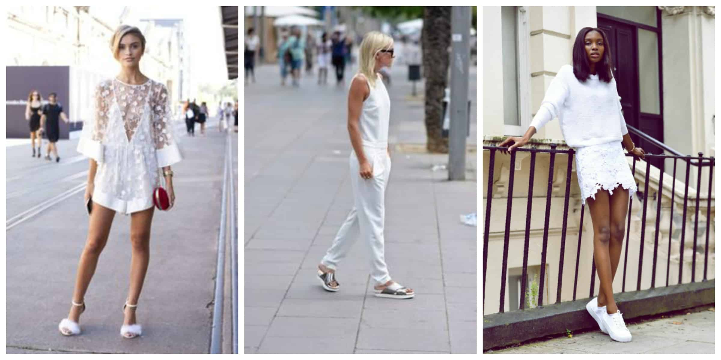 6245d45e3f7 How To Do ALL WHITE Summer LOOKS  8 Must-Have Pieces