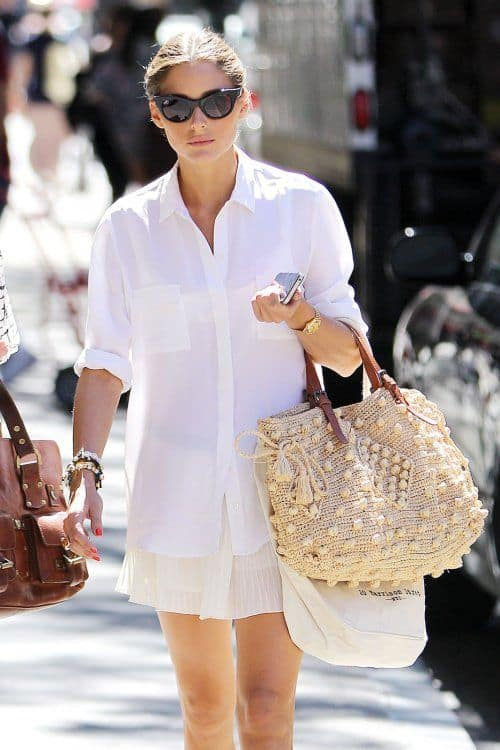 Black Straw Bags For Summer Straw-bags-summer-style.3