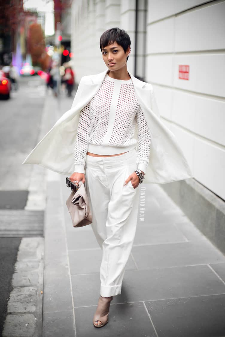 How To Do All White Summer Looks 8 Must Have Pieces
