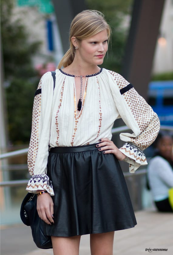Peasant Tops Secret To Looking Like A Boho Chic Queen