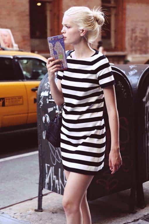 Модные принты 2015 года: полоски актуальны как никогда