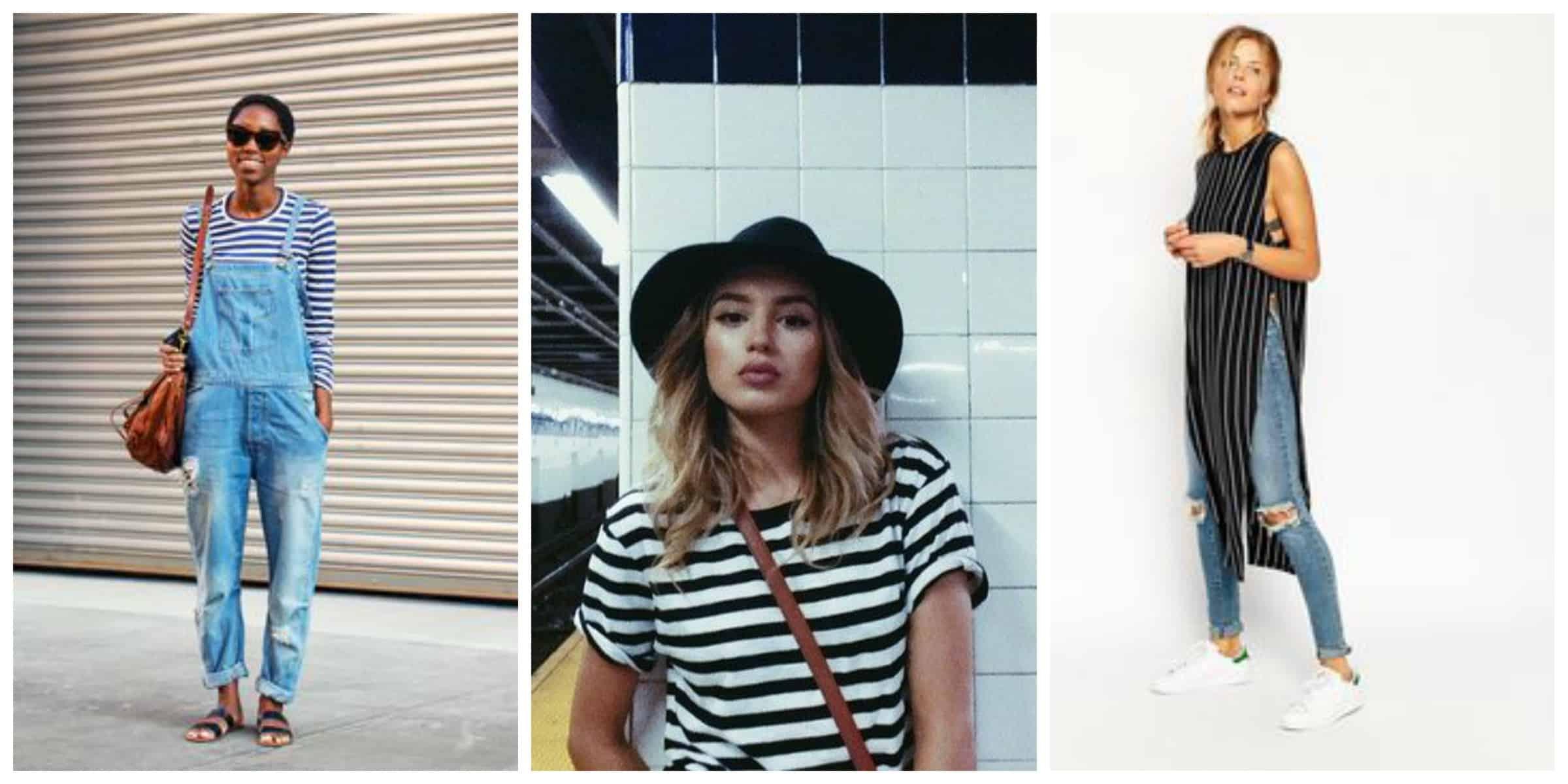 Модные принты 2015 года: полоска актуальна как никогда
