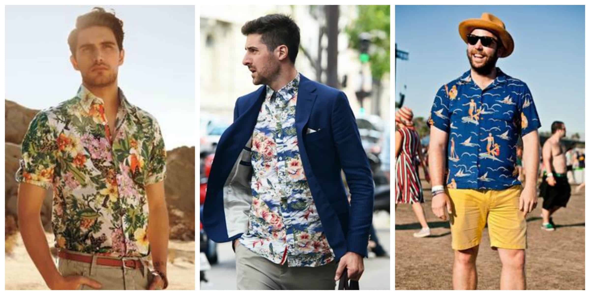 HAWAIIAN Shirts for MEN How To Look Cool Wearing Them?