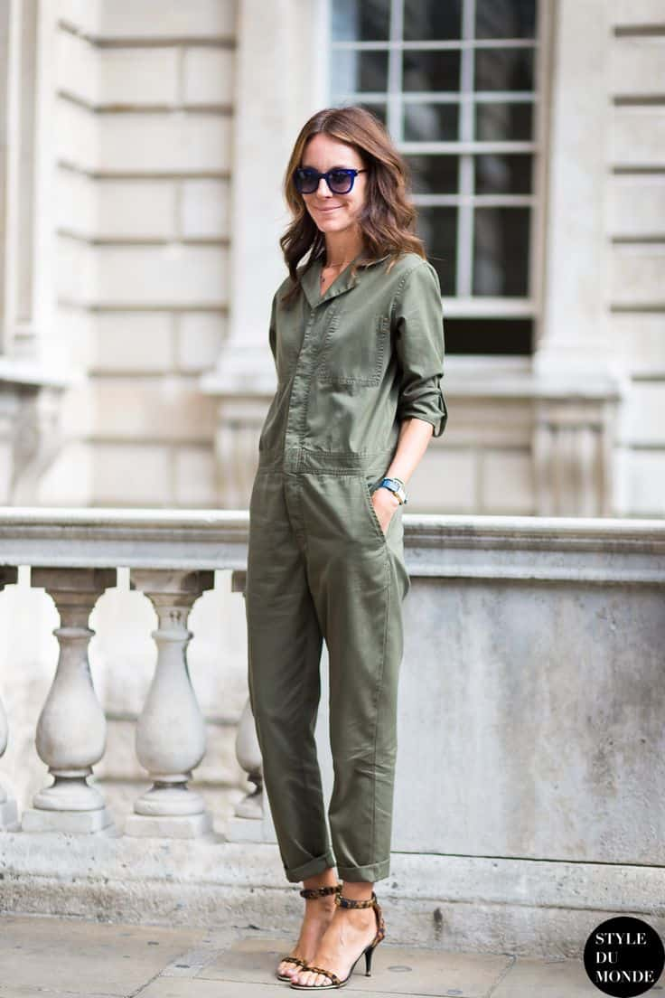 The Utility Jumpsuit Trend: YES Or NO?