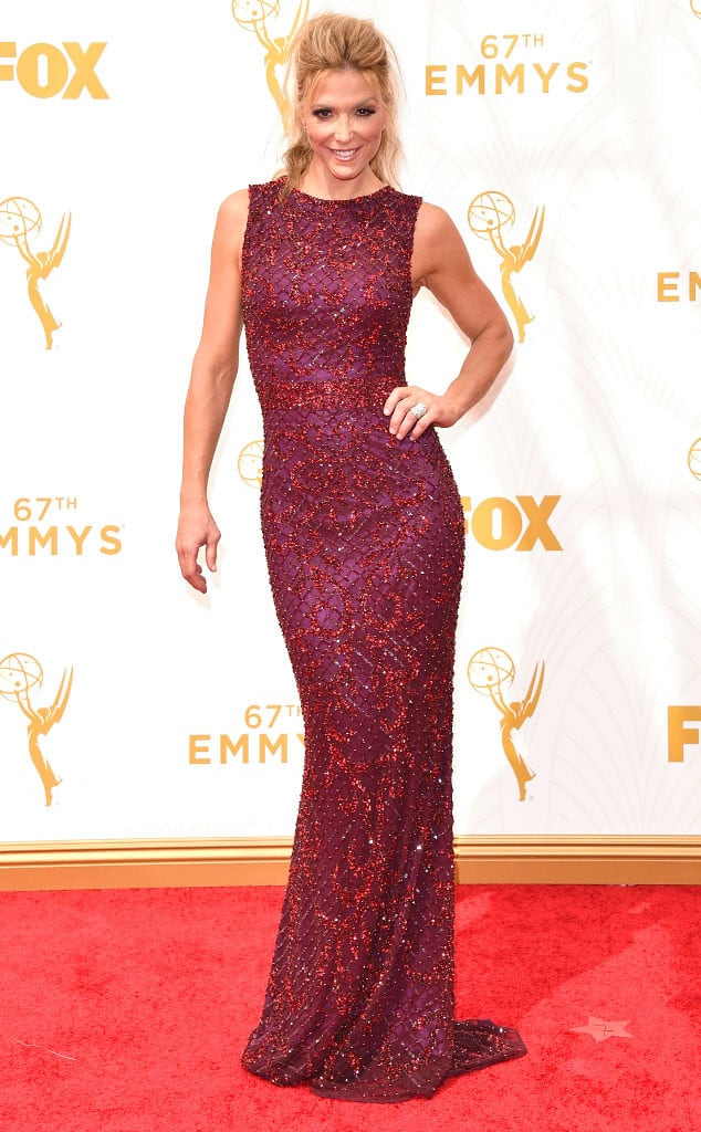 Debbie-Matenopoulos-2015-emmys-red-carpet