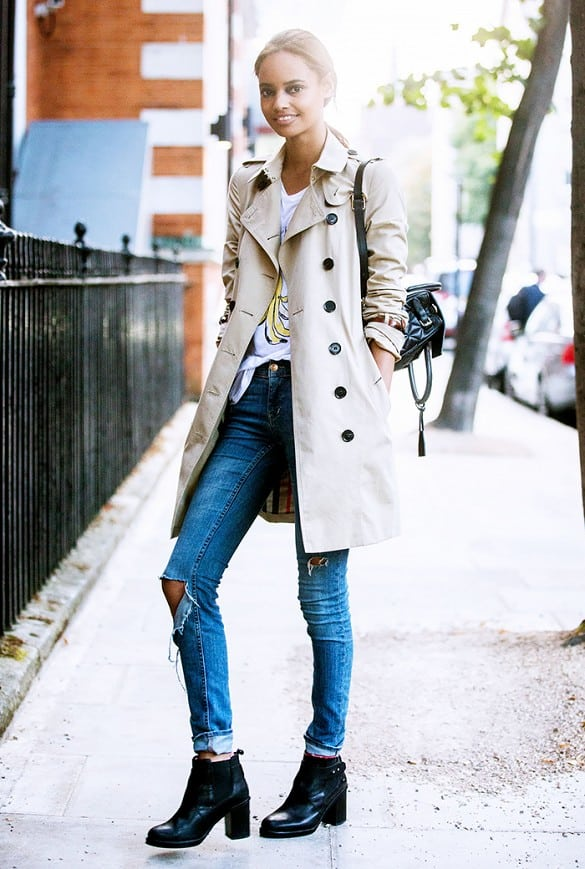 Ankle Boots. 4 Ways to Wear Them :: The Fashion Tag Blog