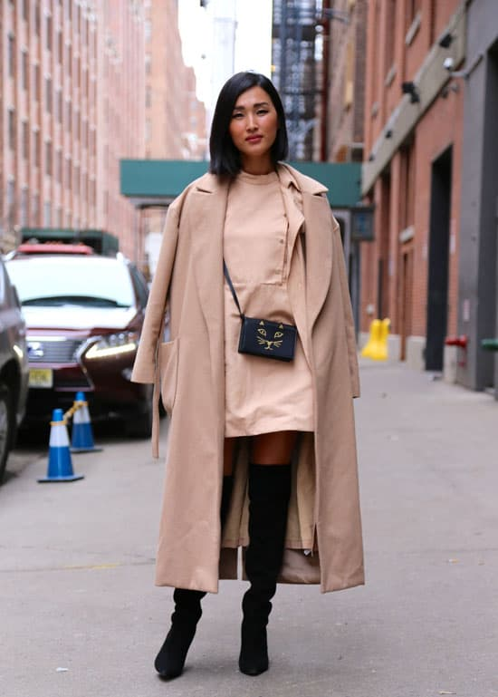 2016 Winter Trend Alert: LONG COATS