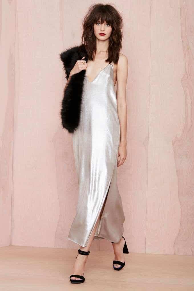 The Slip On Party Dress: #1 Season Staple – The Fashion Tag Blog