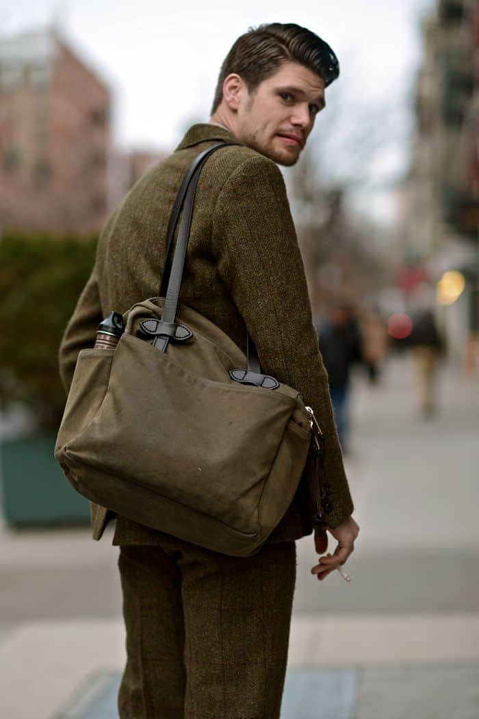 Should All Men Wear Handbags