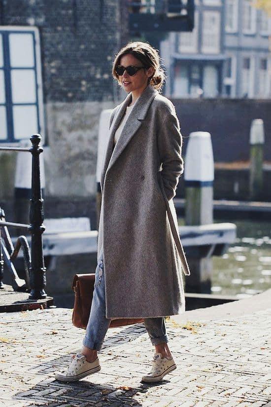 COATS Battle: Grey Coat vs Camel Coat