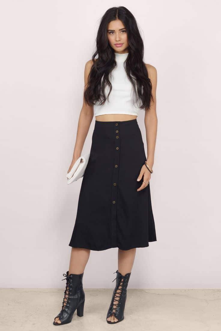 button-down-midi-skirts-trend-10