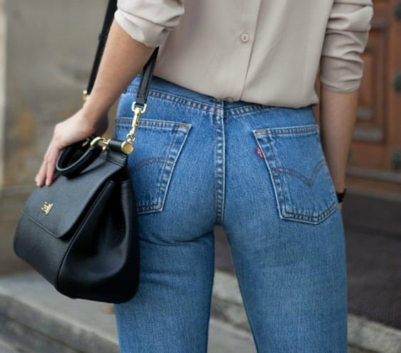 77fb904d701 Trend Alert  The WEDGIE JEANS That Are Taking Over The World! – The ...