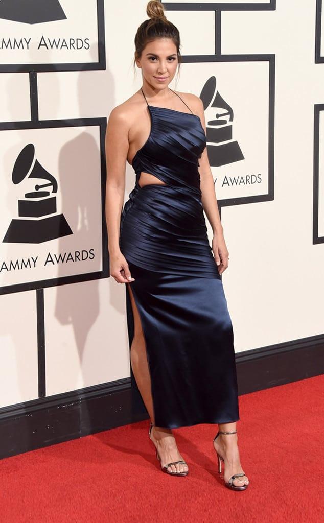 2016-grammys-red-carpet-Liz-Hernandez-Grammy-Awards-2016