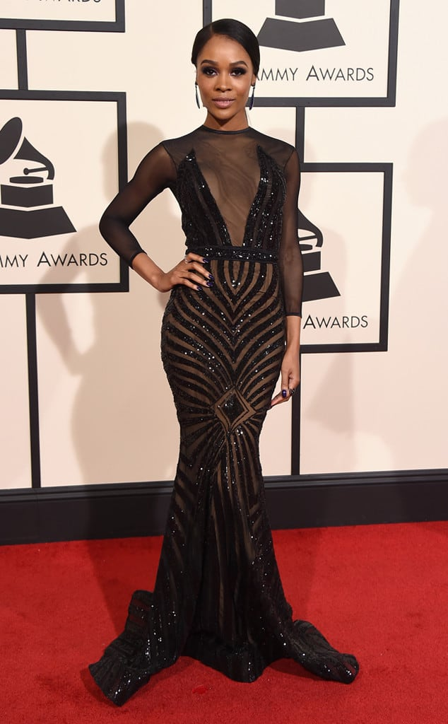 2016-grammys-red-carpet-zuri-hall