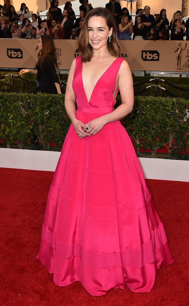 2016 Sag Awards Red Carpet Best Amp Worst Dressed The