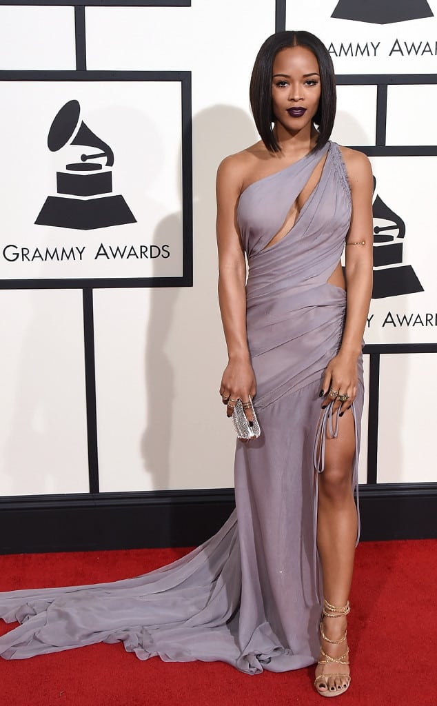 Serayah-2016-grammys-red-carpet