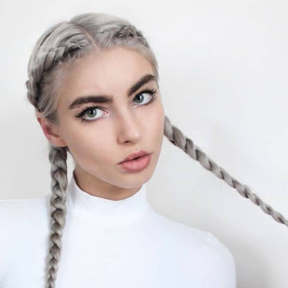 Boxer Braids The Hairstyle Thats Taking Over The Fashion Tag Blog