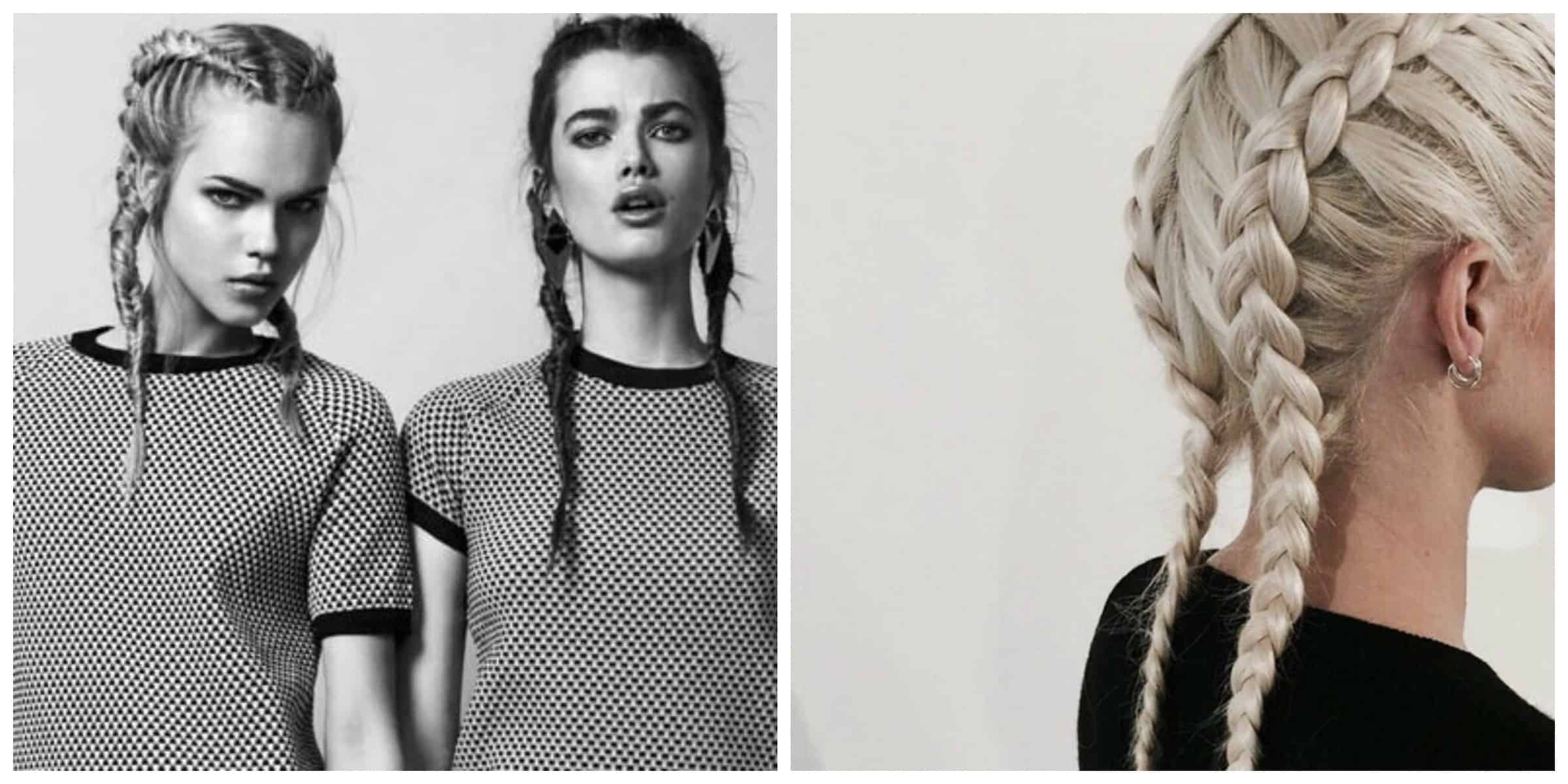 Braid Styles For White Hair Inspiration Boxer Braids The Hairstyle That's Taking Over  The Fashion Tag Blog
