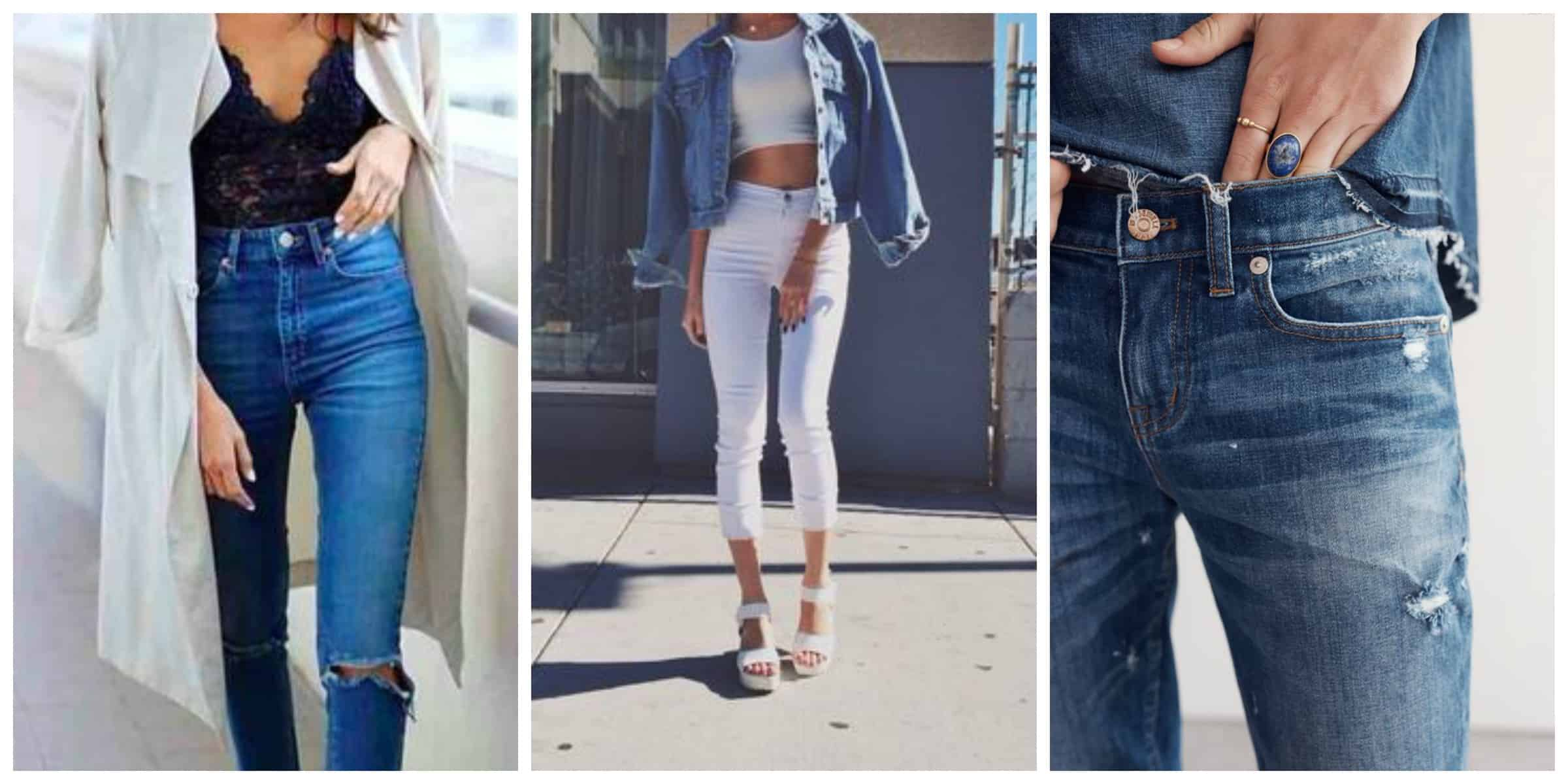 The Best Jeans for Your Shape The Best Jeans for Your Shape new foto