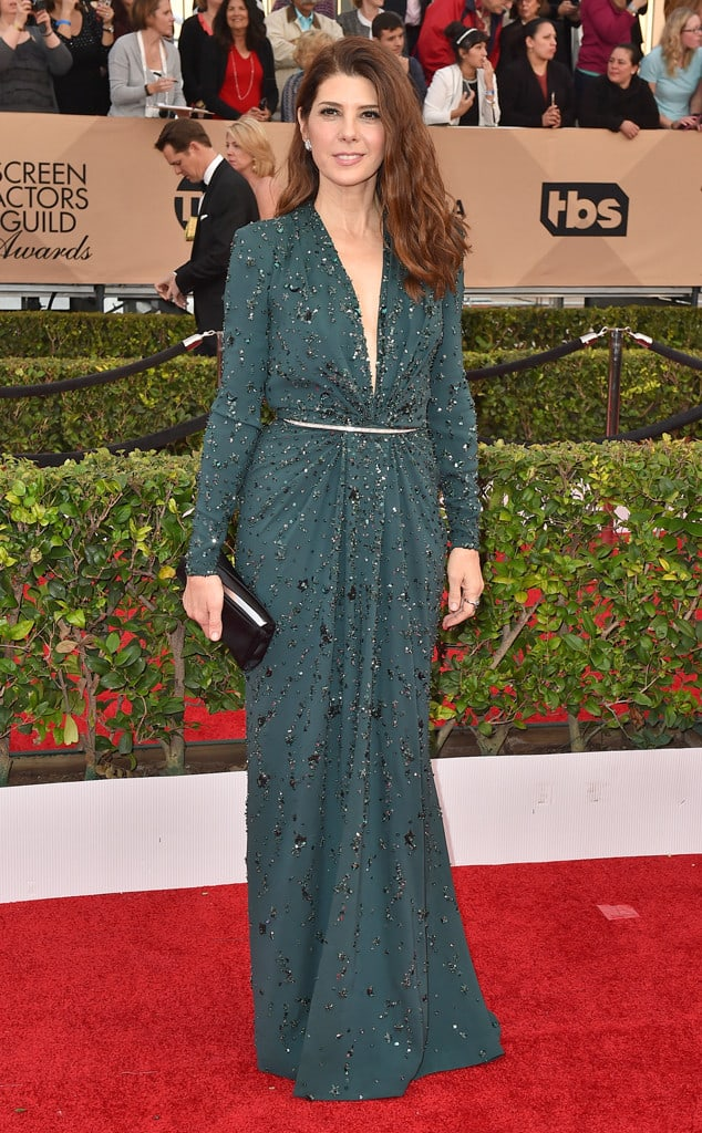 marissa-tomei-sag-awards-red-carpet-arrivals-013016