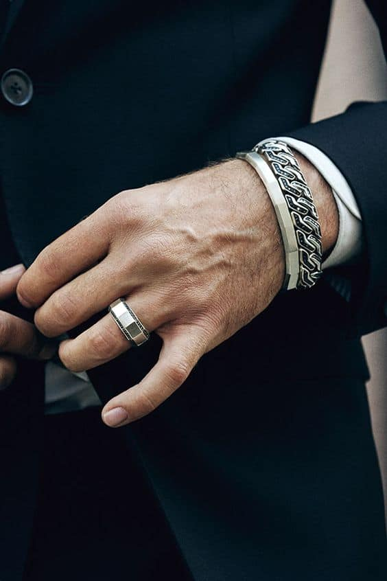 10 Tips for Wearing Mens Jewelry Richard Magazine