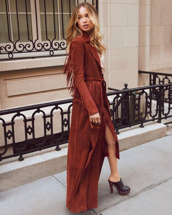 f0b05569795 TREND Alert: SUEDE Trench Coats – The Fashion Tag Blog