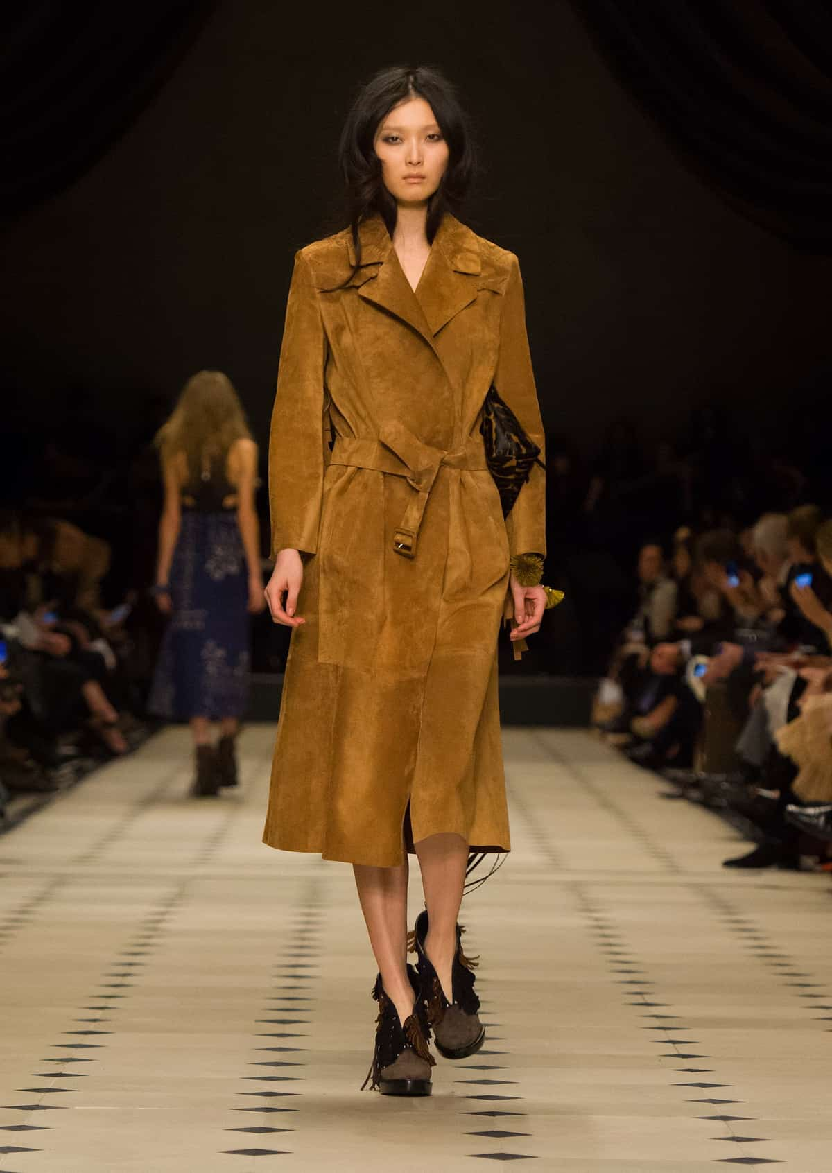 TREND Alert: SUEDE Trench Coats – The Fashion Tag Blog