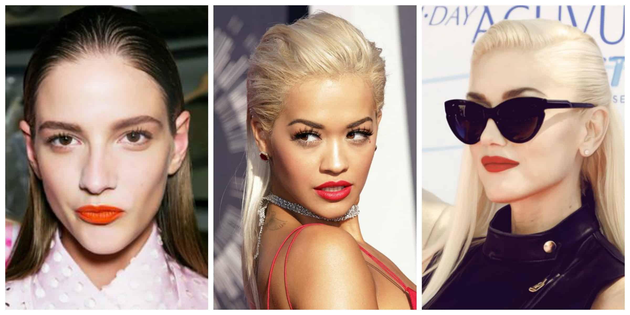 Boys Girls Hair Trend Slicked Back The Fashion Tag Blog