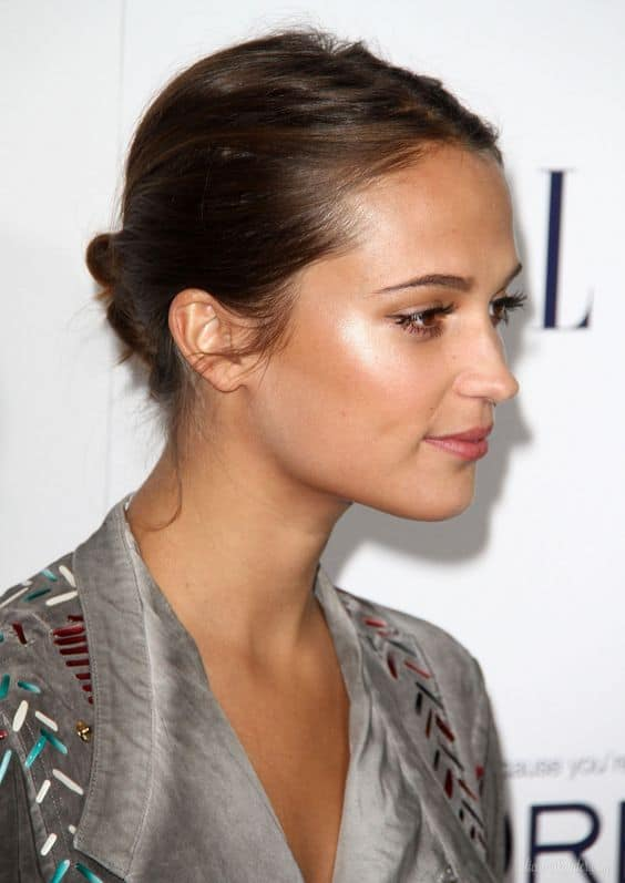 Alicia Vikander Fashion Style