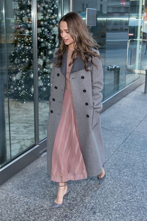 Is alicia vikander the new it girl the fashion tag blog Fashion style questionnaire sample