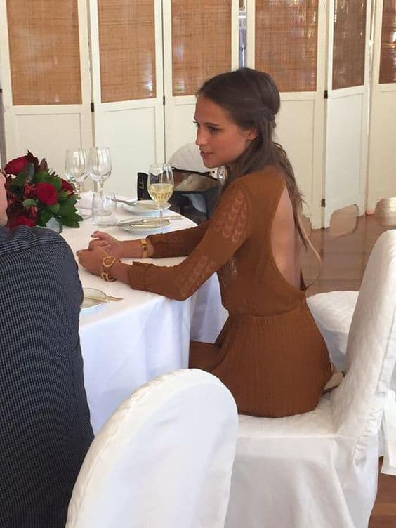 Alicia Vikander Ass is alicia vikander the new it girl? – the fashion tag blog